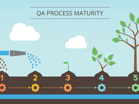 Building a Model for Quality Maturity.