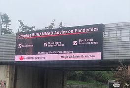 Digital Billboard in Mississauga