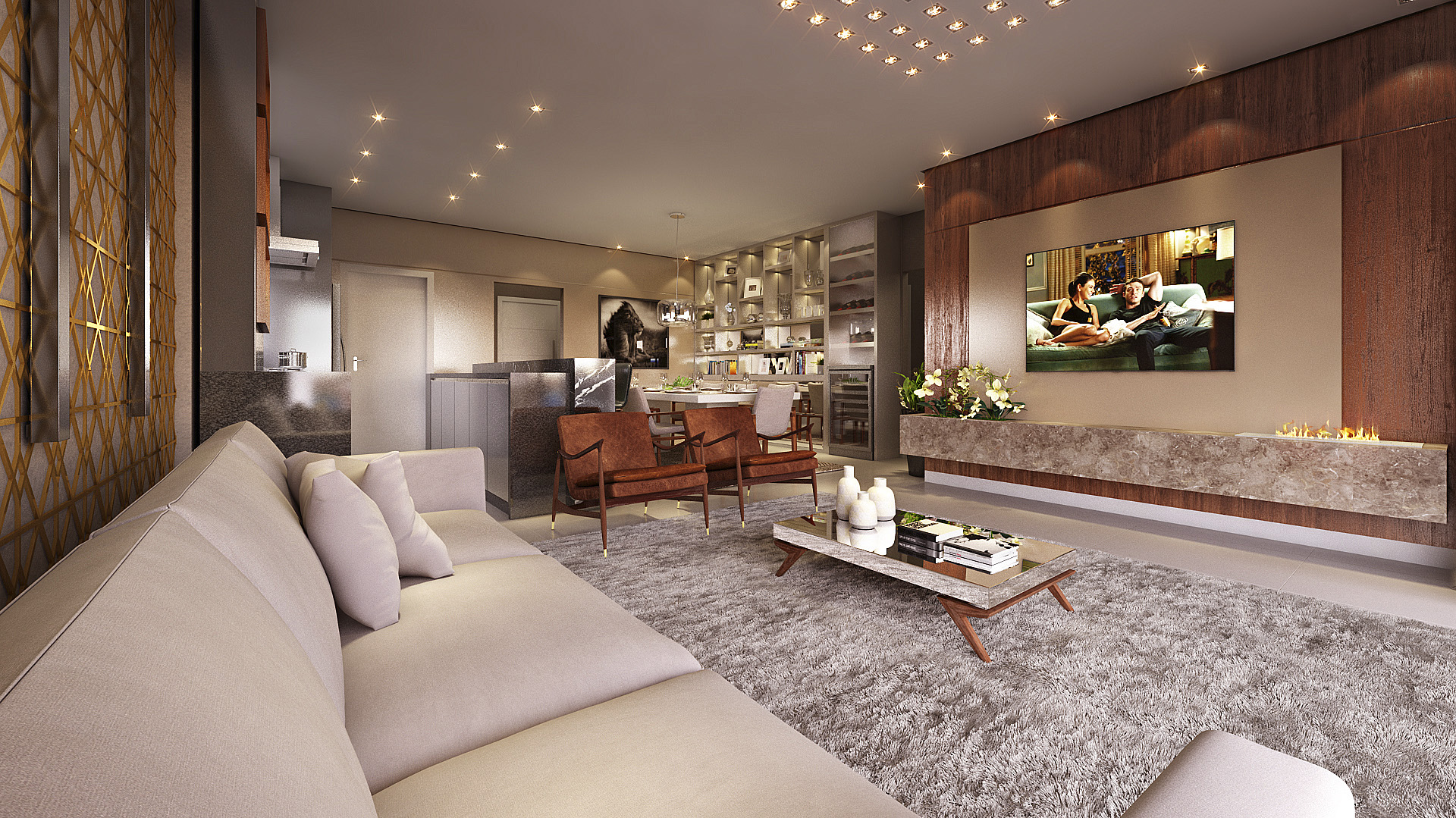Living Room Ap Linha 1