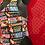 Thumbnail: MissManeater #callgirl high cut thick strap digital print designer swimsuit