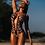 Thumbnail: MissManeater #callgirl ZIPPER thong designer swimsuit