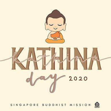 E-Kathina Celebrations 2020