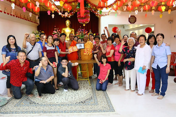 SBM Chinese New Year Celebrations