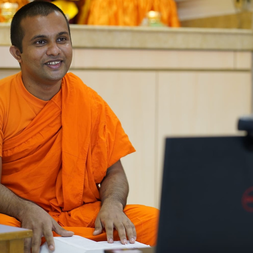 Art of Giving (by Bhante Chandima)