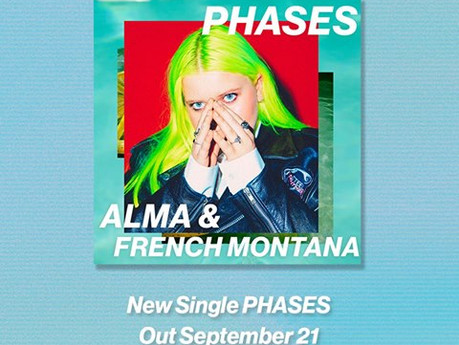 ALMA: PHASES (ft French Montana)