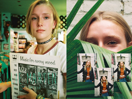 Billie Marten by Katie Silvester