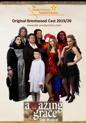 Original Brentwood Cast 2019/20