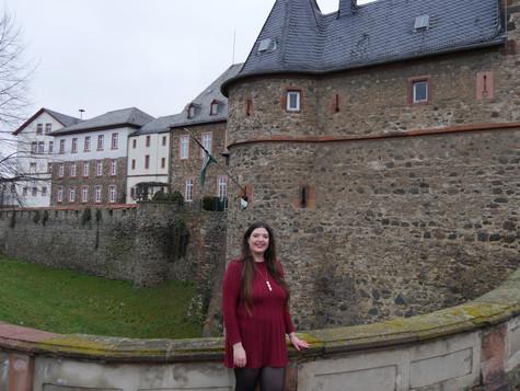 Alena Neubert, Burg Friedberg, 2021