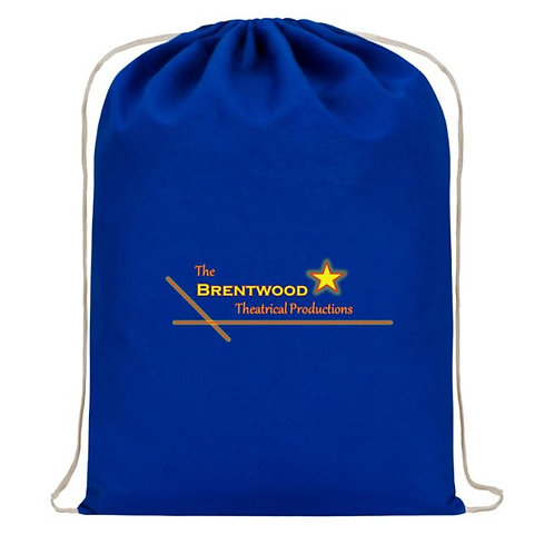 "Rucksack ""The Brentwood Theatrical Productions"""