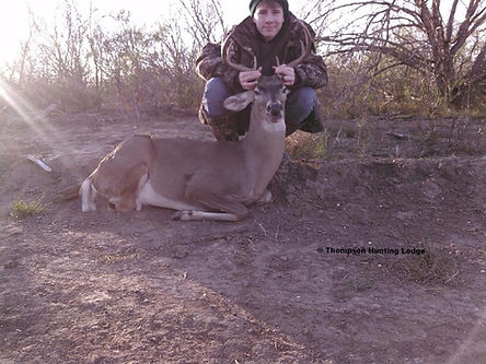 Successful hog hunt