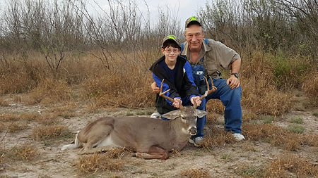 whitetail deer successfully harvested