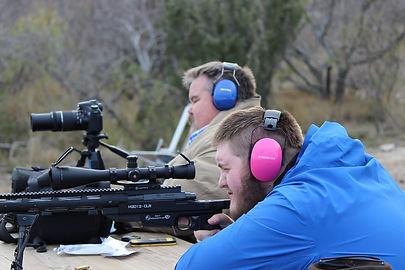 Target practice at Thompson hunting lodge, hog hunting, deer hunting