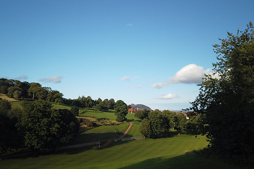 Edinburgh Golf Course Photo