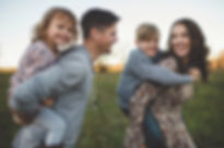 happy family wih C-Safe