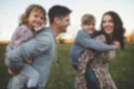 Une famille qui a choisi de guérir des blessures du passé