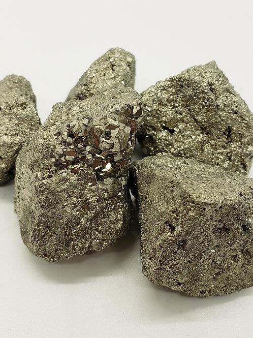 Raw Pyrite (Fools Gold)