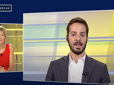 Vincenzo Sofo, Il Talebano: 'Rousseau fa paura a tantissimi.