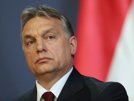 Contro le Lobby europee che vogliono distruggere la famiglia, io sto con Orban