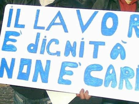 BASTA ASSISTENZIALISMO A CASO, L'ITALIA HA BISOGNO DI UNA STRATEGIA