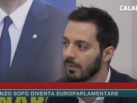 Italia: Vincenzo Sofo diventa Europarlamentare