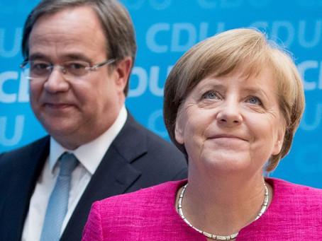 La Merkel vuole che in Italia si crei un grande partito di centro