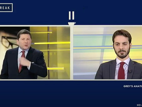 Vincenzo Sofo: 'L'elettorato grillino in grandissima parte sostiene Salvini in questa ba