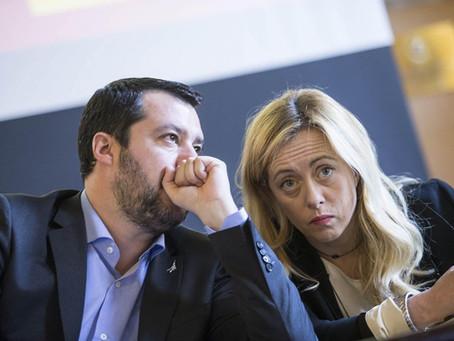 Il supergruppo sovranista con Orban in UE? Ha senso solo se Salvini molla Draghi