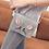 Thumbnail: Shoulder Purse - Grey