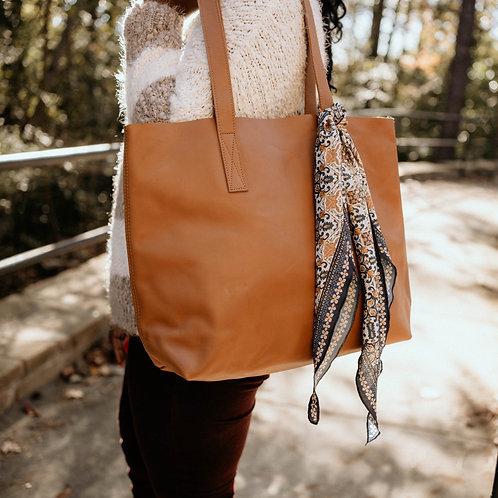 Nzuri Leather Tote