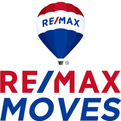 REMAX Moves Squared Logo