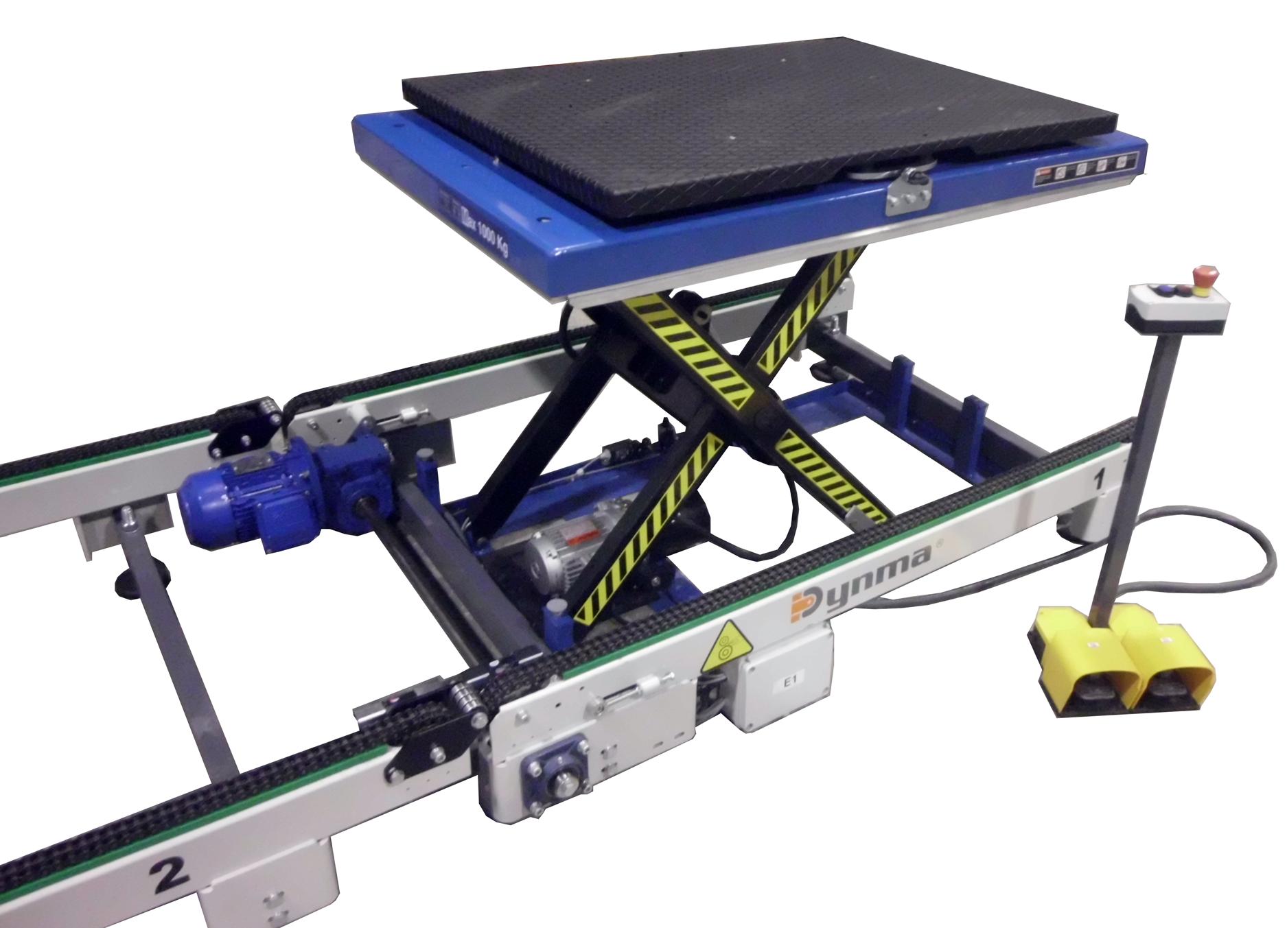 MHC-1510 Lifting rotary platform