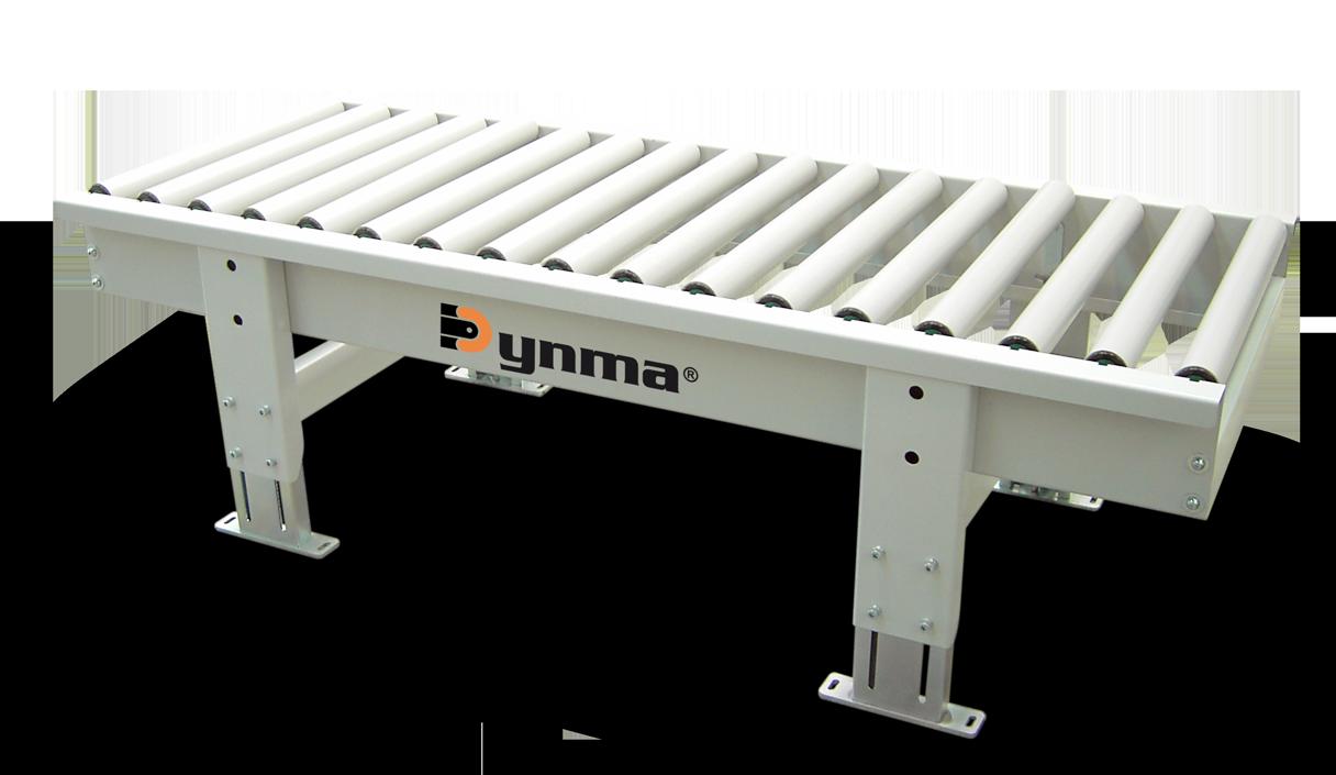 - Motorized roller conveyor
