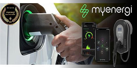 myenergi electric car charger
