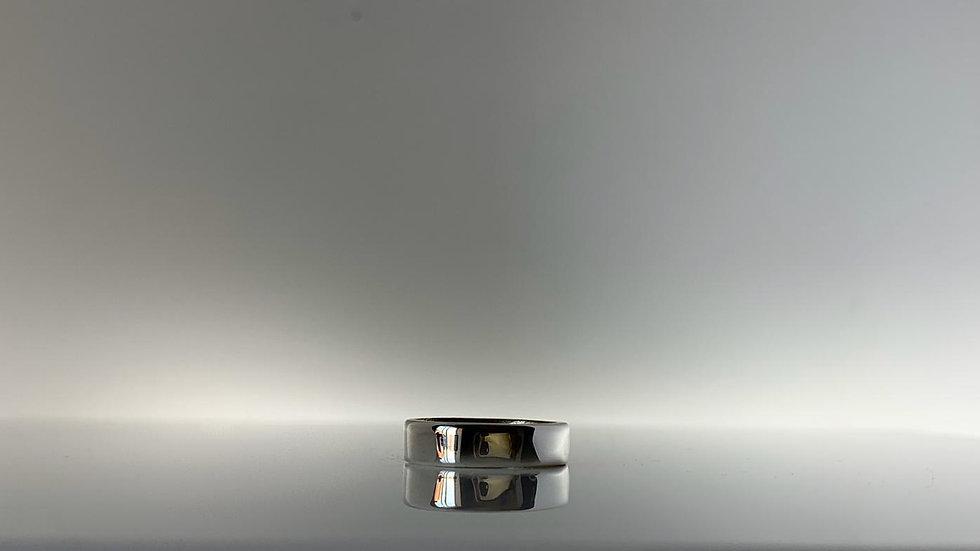 Handmade 925 Silver Band Ring