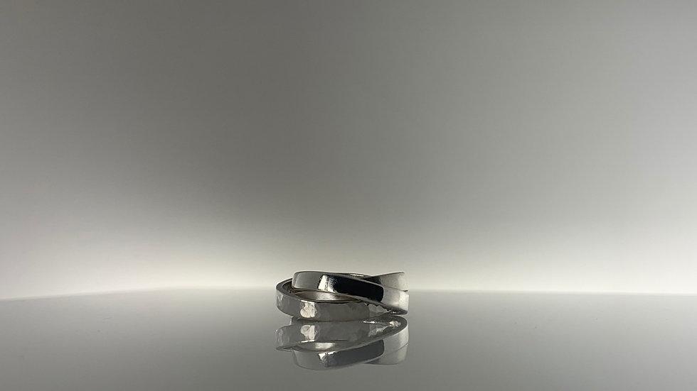Handmade 925 Silver Russian Ring