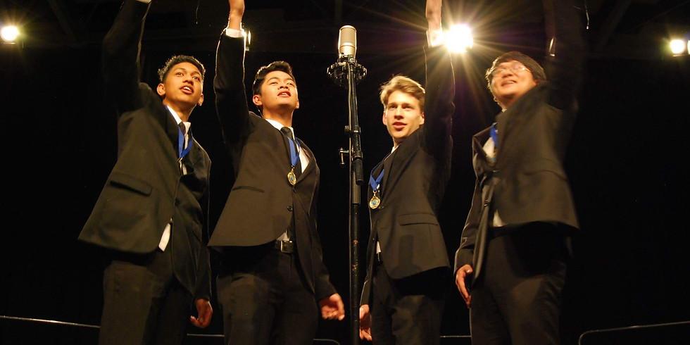 YSIH Quartet Contest 2021