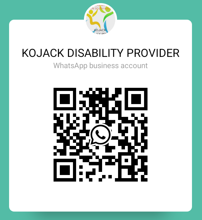KOJACK DISABILITY PROVIDER