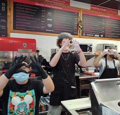 The Sandwich Spot Team