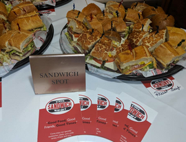 Who loves our Sandwiches