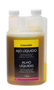 Alho Liquido Lincoln