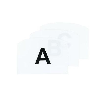 Letras em Plástico acrilico HORZE