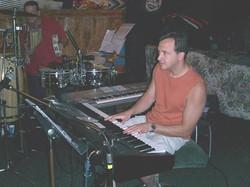 Christian Castro - Rehearsals
