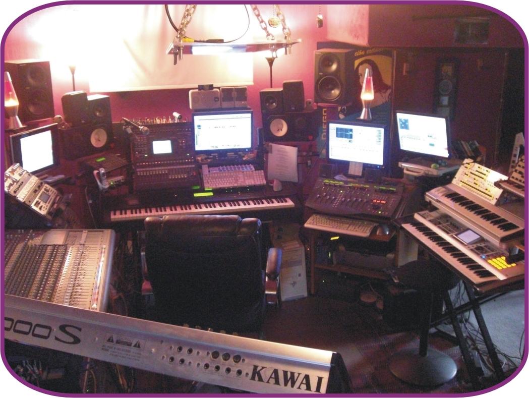 Studio around '96