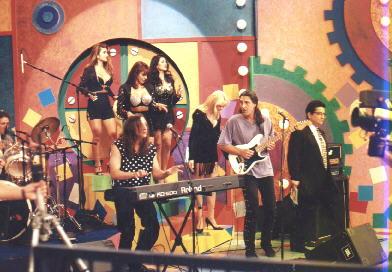 Dando & Dando Band - Telemundo