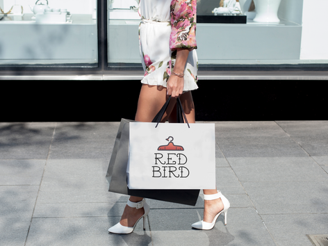 Red Bird Shopping