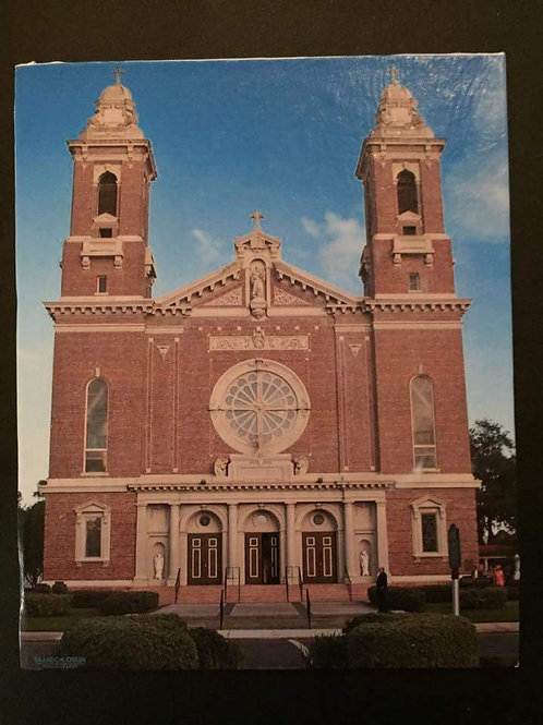 St. Joseph Co-Cathedral 5x7 Canvas