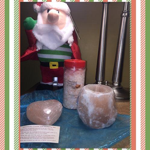 Himalayan Salt Spa Package