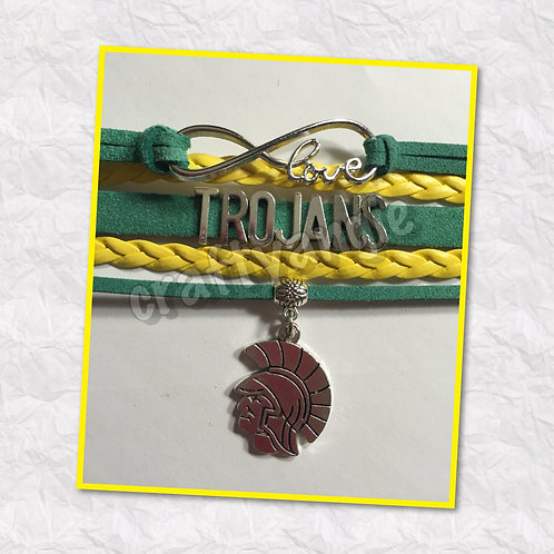 Trojans Bracelet