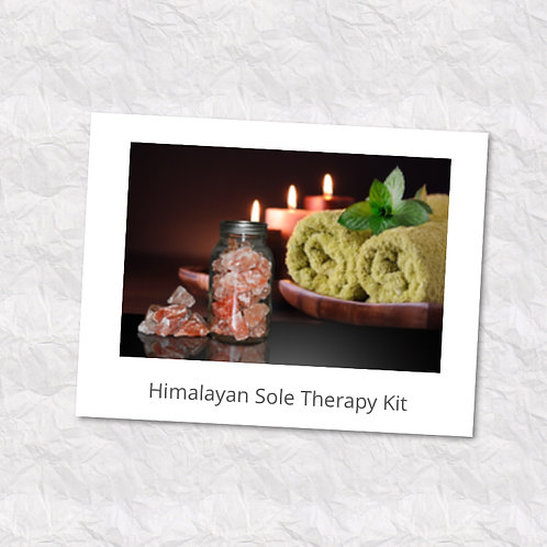 Himalayan Sole Therapy Kit