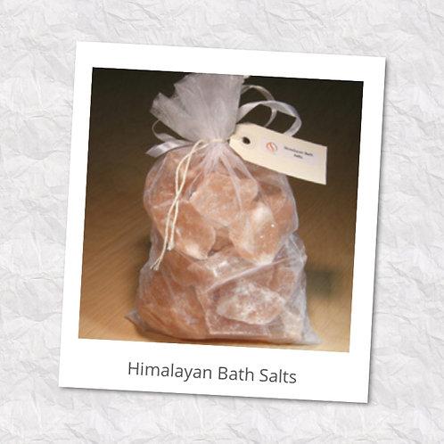 Himalayan Bath Salts 2.5-3lbs per bag